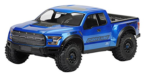 Proline 346100 2017 Ford F150 Raptor True Scale PRO346100