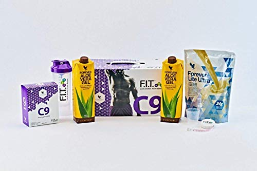Forever Living Clean 9 Vanilla (New C9) Detox Pack- Weight and Cleanse Programme