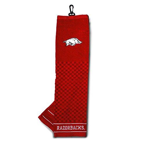 (NCAA Embroidered Towel NCAA Team: Arkansas)