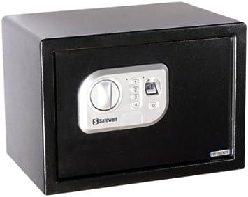 Safewell SW-25FPN - Caja Fuerte con escáner de Huella Dactilar ...