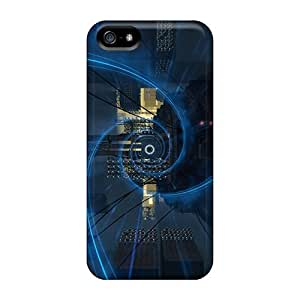 BCErGfq7490cieOn Case Cover, Fashionable Iphone 5/5s Case - Time Vortex