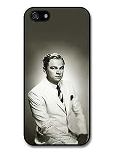 Leonardo Dicaprio Gatsby Black & White Case For HTC One M8 Cover