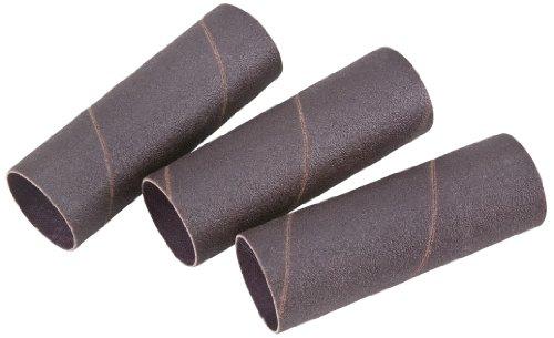 Shop Fox D1474 1-12 Diameter by 4-14 Aluminum Oxide Hard Sleeve 150 Grit