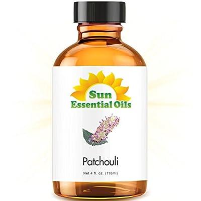 Best Patchouli Oil - 100% Pure Patchouli Essential Oil
