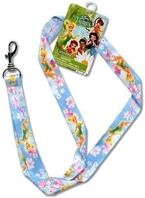 Amazon.com: Disney Campanilla cordón 18 x .75 Pulgadas Clave ...