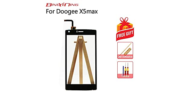 AiBaoQi For Doogee X5 MAX Front Touch Screen Digitizer Glass ...