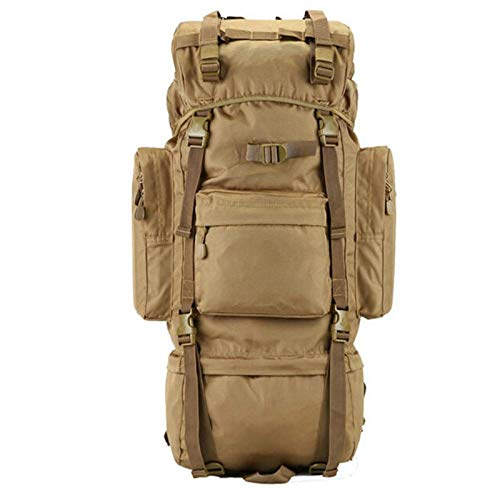 Hiking Daypacks New Military Tactical Backpack 70L large Capacity Camping Bags Outdoor Sports Bag Men's Hiking Rucksack Travel Backpack