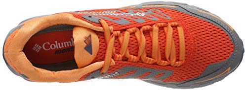 Trail Bajada red Iii Running Quartz Para 813 Eu Mujer Naranja Zapatillas De 36 Whale Columbia xIXd5qzI
