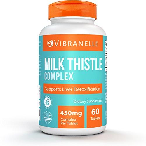 Vibranelle Milk Thistle Complex 450mg