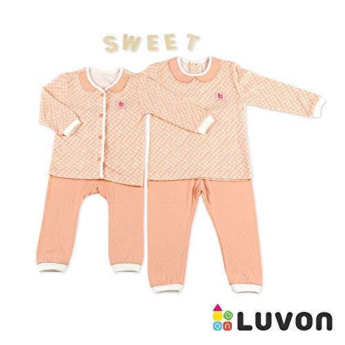 Cube Sugar Apricot Sleepwear