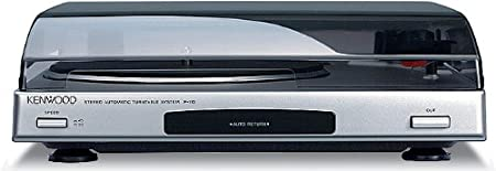 Kenwood Electronics P-110(S) - Tocadiscos (Tocadiscos de tracción ...