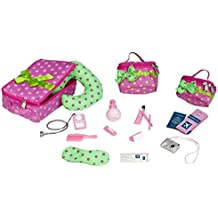 Our Generation Luggage and Travel Set for 18 Inch Dolls