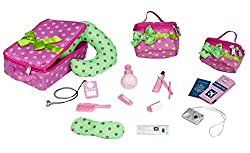 Our Generation Luggage & Travel Set For 18 Inch Dolls