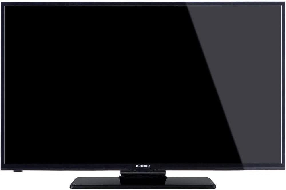 Telefunken LED-TV 99cm 39 Zoll B39F446A EEK A+ DVB-T2, DVB-C, DVB-S, Full HD, Smart TV, WLAN, CI+ Sc: Amazon.es: Electrónica