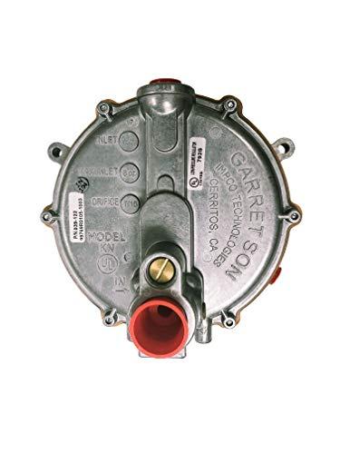 GARRETSON IMPCO Style KN Low Pressure Regulator 039-122 Converter Natural Gas - Regulators Lp Gas Pressure