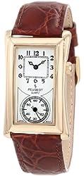 Peugeot Vintage Leather Band Doctors Nurse Watch