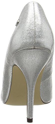 Blink BL 698 - zapatos de tacón cerrados de material sintético mujer Plateado - Silber (100 Silver)