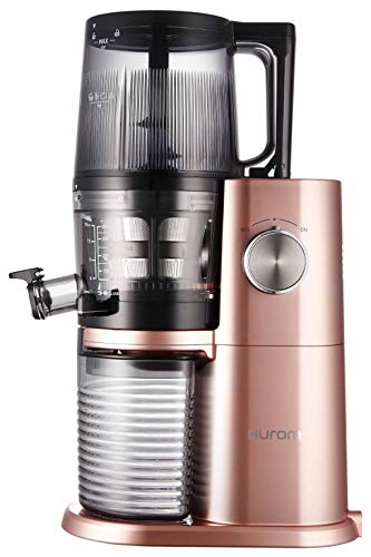 Hurom H-AI-LBB20 H-AI, Rose Gold Slow Juicer
