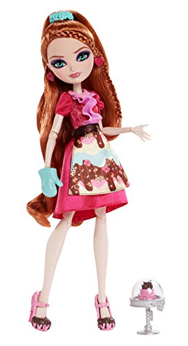 Ever After High Sugar Coated Holly O'Hair Doll (Cedar Wood Doll Ever After)