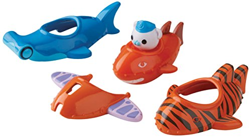 Fisher-Price Octonauts Mission Ready Gup Speeders Gup-B Shell Infant Feeding Spoon