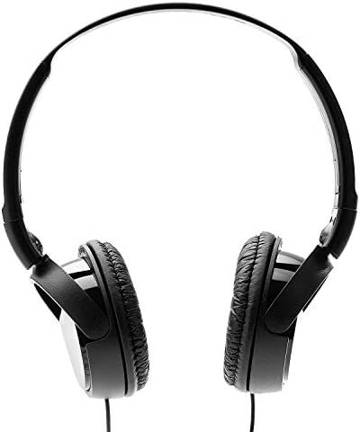 Sony MDRZX110/BLK ZX Series Stereo Headphones (Black) 41Qgh9bNseL