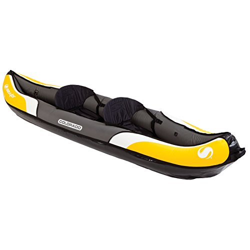 Sevylor 2 Person - Sevylor Colorado 2-Person Kayak Combo