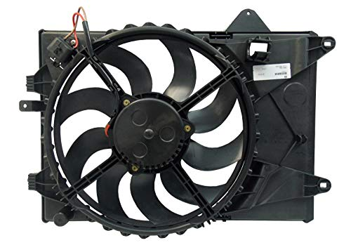 (Sunbelt Radiator Cooling Fan Assembly For Chevrolet Sonic GM3115244 Drop in Fitment)