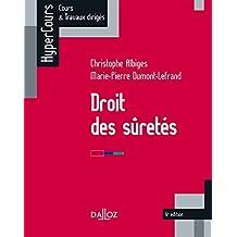 Droit des suretés (HyperCours) (French Edition)