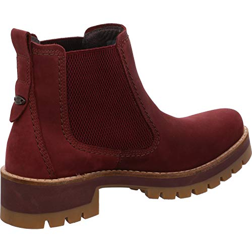 active Diamond Red Oxblood 2 72 Women's Chelsea Boots camel A76dwqA