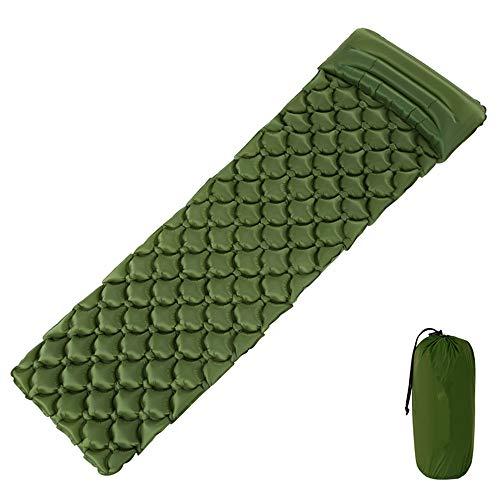 canglang Camping Mat Inflatable Sleeping Pad Moistureproof A