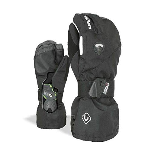 Level Fly Trigger Snowboard Gloves with Wrist Guards