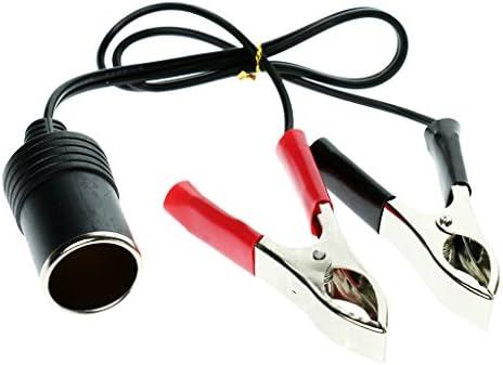 H HILABEE クリップオン シガレットライター 電源プラグソケット 防水