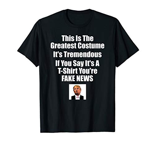 Clever Halloween Ideas (Trump Costume Clever Funny Sarcastic Quotes Halloween Gift)