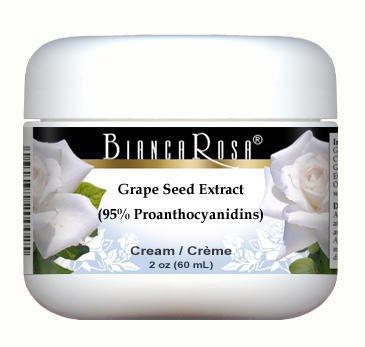 - Grape Seed Extract (95% Proanthocyanidins) Cream (2 oz, ZIN: 514850)