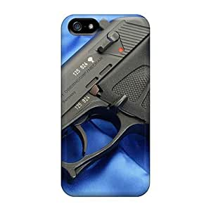 For TjF1443Dhst Heckler And Koch Usp 9mm Protective SkinCase For Sam Sung Galaxy S5 Cover
