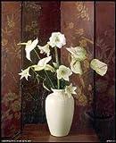 Oriental Floral I Paper Tole 3D Kit 8x10