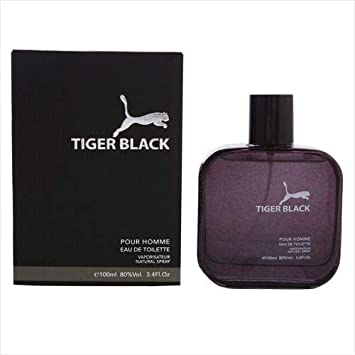 927f2a26b Cosmo Design Tiger Black, Eau De Toilette, 100ml: Amazon.ae: FORLESS_uae