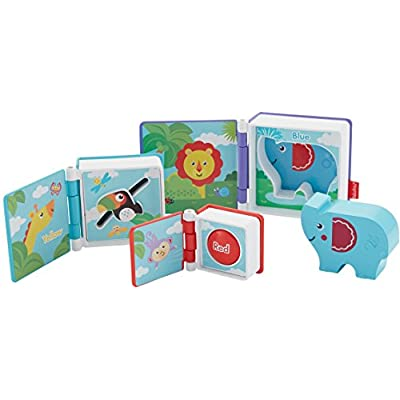 Fisher-Price Rainforest Friends Activity Books: Toys & Games