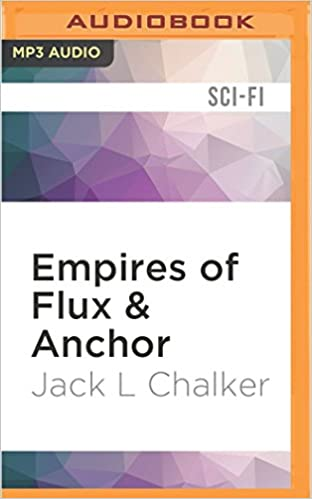Book Empires of Flux & Anchor (Soul Rider)
