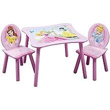 Delta Children Table & Chair Set, Disney Princess