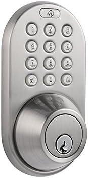 MiLocks DF-02SN Keyless Entry Deadbolt Door Lock