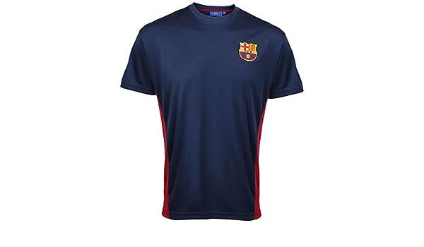 Barcelona Camiseta de fútbol oficial niños Unisex libre impresión por swagwear, Niños niña, Clubs Colours, Clubs Colours: Amazon.es: Deportes y aire libre