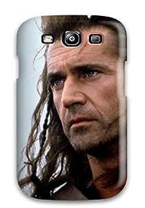 Prettygalaxy S3 Case Cover Mel Gibson Series High Quality Case