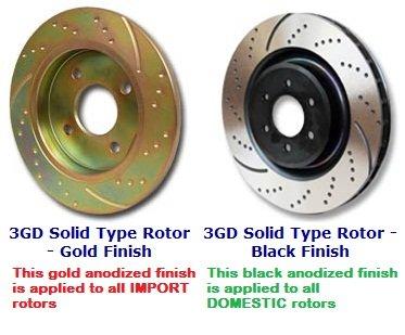 EBC Brakes GD7446 11.9 in. Diameter Brake Rotor Kit
