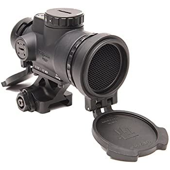 Trijicon MRO Patrol 2.0 MOA 1x25 Adjustable Red Dot with Full Co-Witness Quick Release Mount