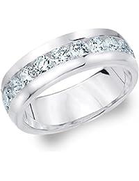 8200290a22d2f Mens Wedding Rings | Amazon.com