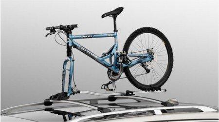 Genuine Volvo OEM Fork Mounted Bicycle Carrier ()