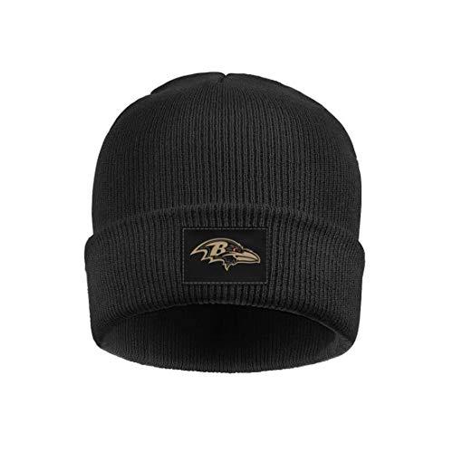POLKIS Winter Warm Womens Mens Knitting Beanie Hats Soft FineAcrylic Watch Beanie Hat