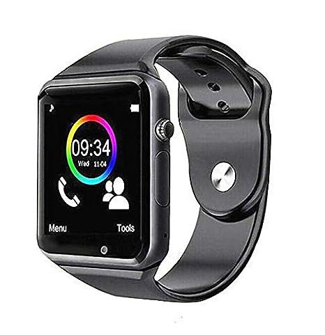 Theoutlettablet® GT08 Reloj inteligente Smart Watch Bluetooth para Teléfono con tarjeta SIM y ranuara para memoria microsd: Amazon.es: Electrónica