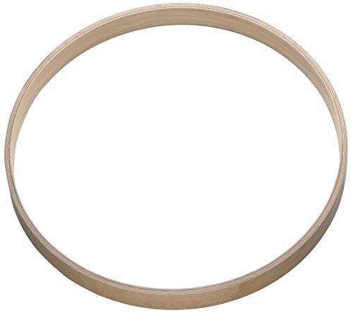 (Stagg WDH22-B Birch Wood Bass Drum Hoop, 22